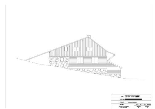 Inwentaryzacja stacji ratownictwa górskiego dla Grupy Beskidzkiej GOPR, 2011.